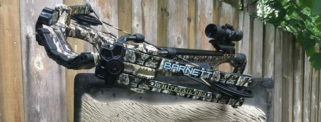 Barnett 2018 Whitetail Pro STR